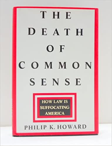 How Law Is Suffocating America The Death of Common Sense