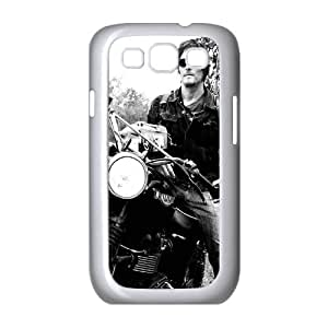 HXYHTY Phone Case The Walking Dead Hard Back Case Cover For Samsung Galaxy S3 I9300
