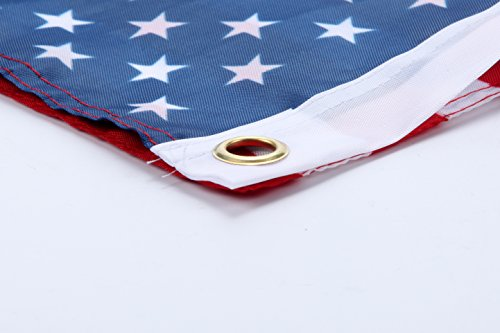 Amarine-made-Stainless-Steel-Rail-Mount-Boat-Pulpit-Staff-78-1-14-boat-yacht-marine-flag-pole-with-US-flag