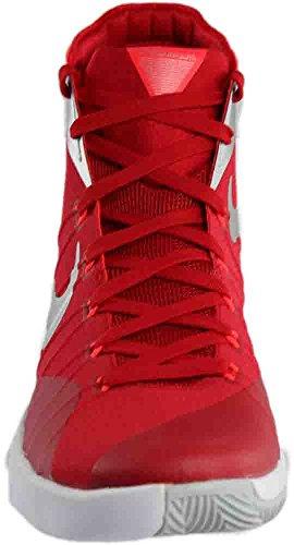 NIKE Shoe Basketball TB 2015 Hyperdunk Red Men's White Xx8qArwX