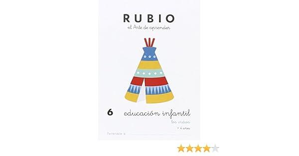 EDUCACIÓN INFANTIL 6: LOS INDIOS - 9788415971863: Amazon.es ...