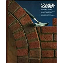 Advanced Masonry (Home repair and improvement)