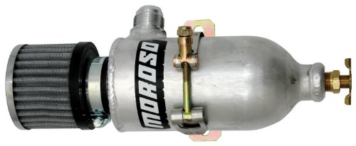 Pump Breather (Moroso 85465 Vacuum Pump Breather Tank)