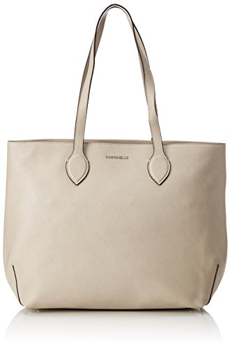 Coccinelle Yamilet - Shoppers And Beige Shoulder Bags Woman (seashell)