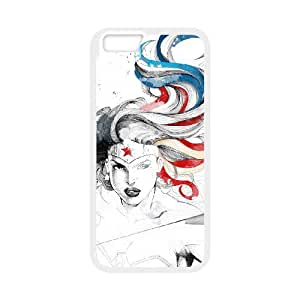 DIY iPhone 6,6S phone case With Wonder Women Pattern , Perfectly Fit Your Smartphone