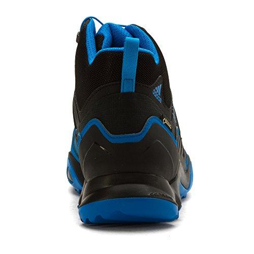 adidas outdoor Mens Terrex Swift R Mid Shoe Shock Blue/Black/Chalk White TDlIb457b