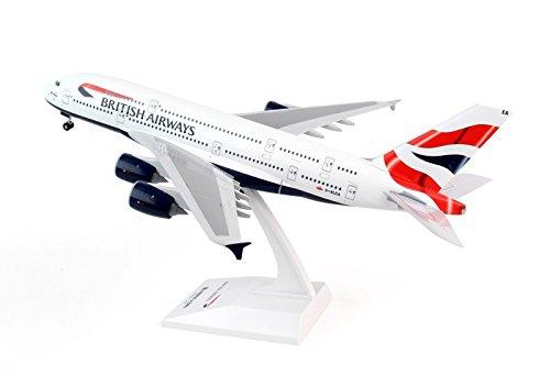 SkyMarks British Airways Airbus A380-800 SKR652 1/200 W/Gear, REG# G-XLEA New ^G#fbhre-h4 8rdsf-tg1357140 ()