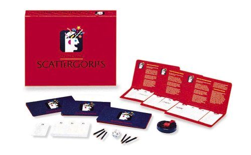 The Game of SCATTERGORIES by Hasbro