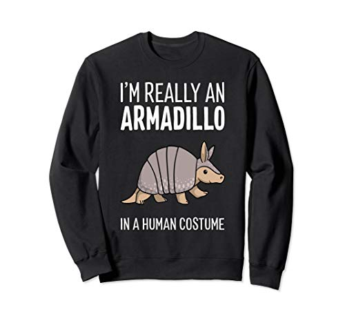 Cute But Scary Halloween Costumes Ideas - I'm Really An Armadillo In A