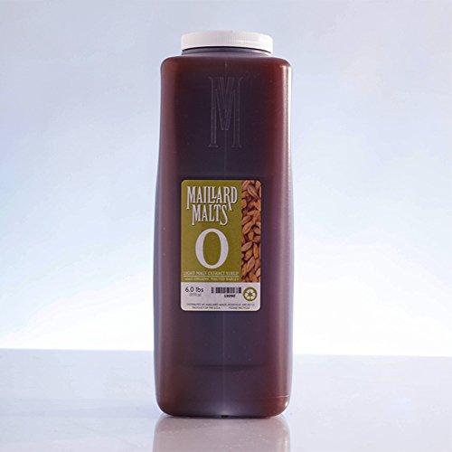 Maillard Malts Organic Light Malt Extract Syrup 6.0 lbs. - Six Pack