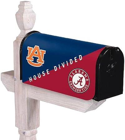 Alabama Crimson Tide Magnetic Mailbox Cover