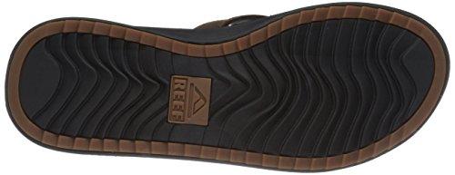 Slammed Rover Men's Sandal Reef Black Lux 1w8Adxn
