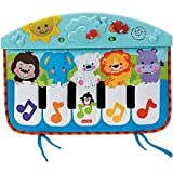 Fisher-Price Precious Planet Crib and Floor Piano