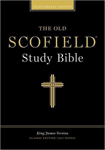 Image result for scofield bible