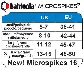 Kahtoola Microspikes 16