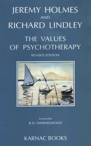 The Values of Psychotherapy (Studies in Bioethics)