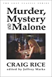 Murder, Mystery and Malone, Craig Rice, 1885941714