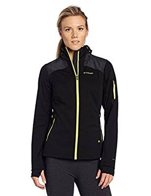 Columbia Women's Guide Ride Softshell Jacket