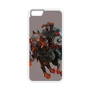 iphone6 plus 5.5 inch White phone case Chaos Knight Dota 2 DOT5208283