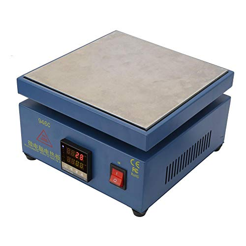 LED PCB 1200W TOP Electronic hot plate preheat station split type for phone