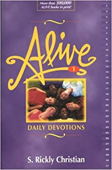 Alive: v. 1: Daily Devotions (Alive Books)