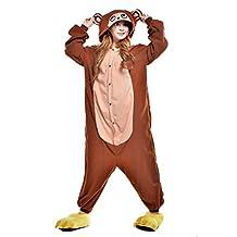 Amurleopard Piece Pajamas Casual Onesie Cosplay Costum Sleepwear