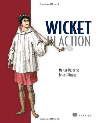 Wicket in Action by Brand: Manning Publications