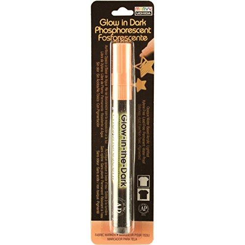 Uchida Of America 222GR-C DecoFabric Glow, Dark Orange