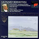 Music : Stravinsky: Symphony of Psalms / Concerto for Piano and Wind Instruments / Pulcinella Suite, Royal Edition No. 86