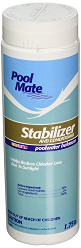 Robelle Pool Mate 1-2601B Stabilizer and Conditioner for ...