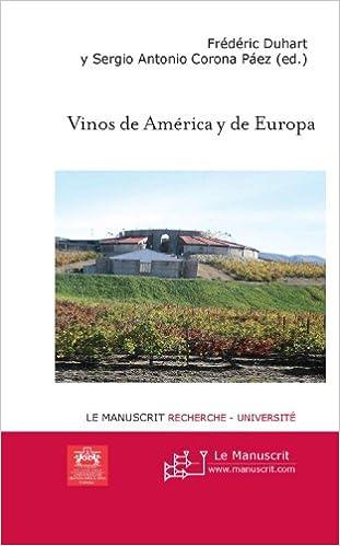 Livres Vinos de América y de Europa pdf ebook