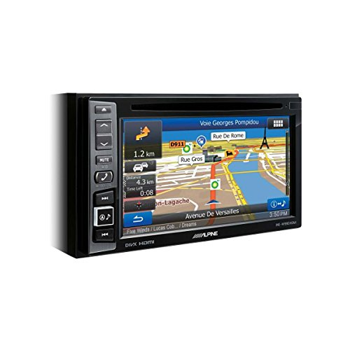 Alpine INEW990HDMI Double Din Navigation Head Unit with Bluetooth Handsfree