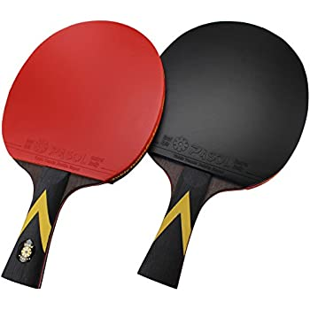 Amazon.com : New Material Ping Pong 3 Star 40+ Poly Premium Table ...