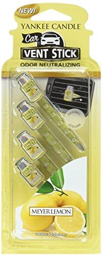 lemon car air freshener - 2