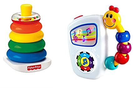 Amazon.com: Baby Einstein Take Along Tunes Juguete Infantil ...
