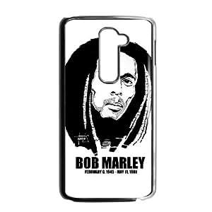 LG G2 Cell Phone Case Black Bob Marley 006 Special gift AJ887U1P