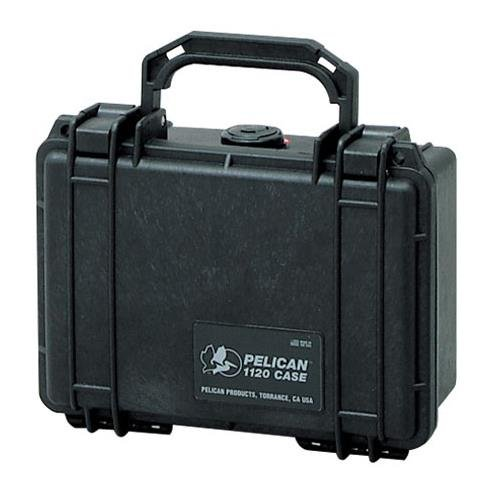 - Pelican 1120NF Case without Foam (Black)