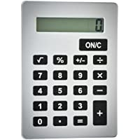 One Huge Jumbo Calculator With Oversize Display