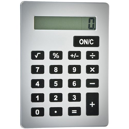 One Huge Jumbo Calculator With Oversize Display