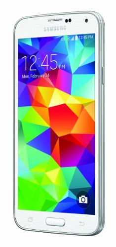 Samsung 16GB Galaxy S5 - No Contract (Unlocked), Renewed, White (Best Cheap Phone Contracts)