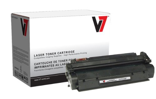 V7 V713A Remanufactured Toner Cartridge for HP Q2613A (HP 13A) - 2500 Page Yield