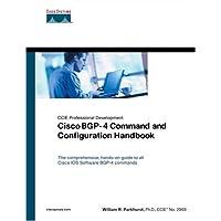 Cisco BGP-4 Command and Configuration Handbook (CCIE Professional Development)