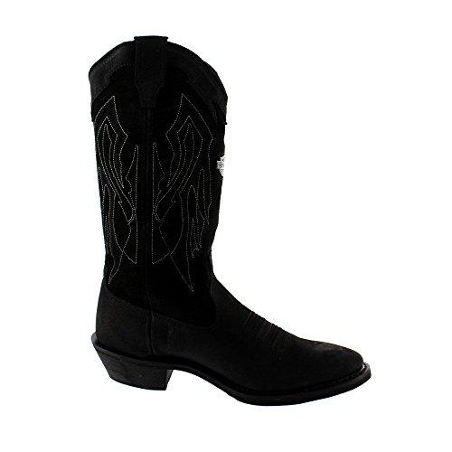 HARLEY DAVIDSON Chaussures - Boot GALEN - black
