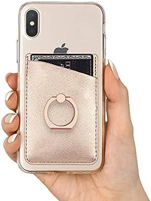 Amazon.com: uCOLOR - Funda de piel sintética para iPhone ...