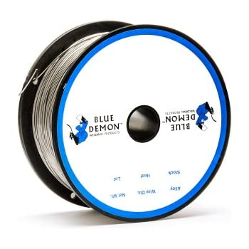 Blue Demon 308LFC-O X .035 X 1# Spool stainless steel flux cored ...