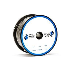 Blue Demon 309LFC-O X .035 X 1# Spool stainless steel flux core gasless welding wire