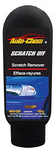 Auto-Chem Professional (655-008) SCRATCH OFF - Scratch Remover and Headlight Lens Restorer