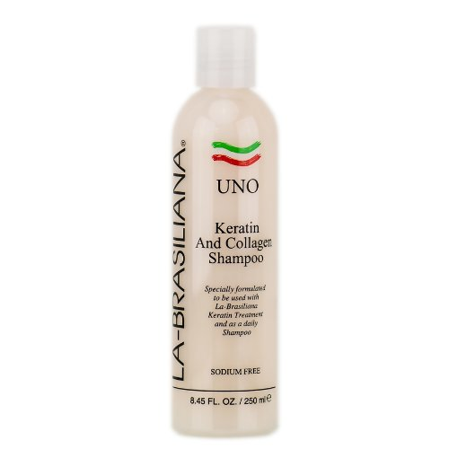 La Brasiliana Shampoo Uno After Treatment 8 oz