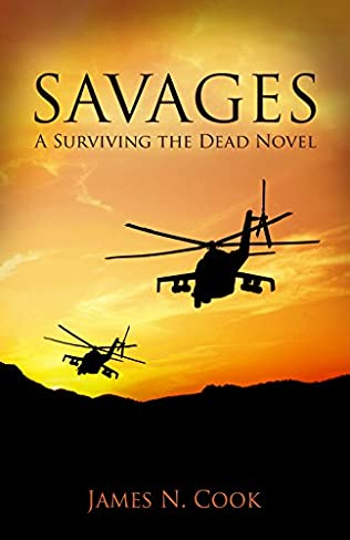 book cover of Savages