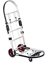 Sparco Portable Platform Cart, Open Dim 14-1/2 x 26-1/2 x 38-1/4 Inches, CE (SPR02055)